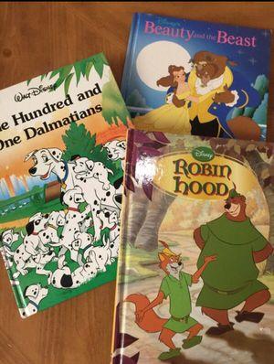 3 Disney Books for Sale in Fresno, CA