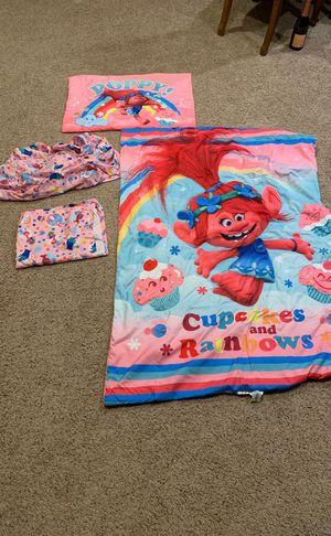 Trolls toddler bedding for Sale in Redlands, CA