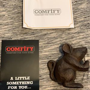 Comfify Cast Iron Doorstop Mouse for Sale in Columbia, SC