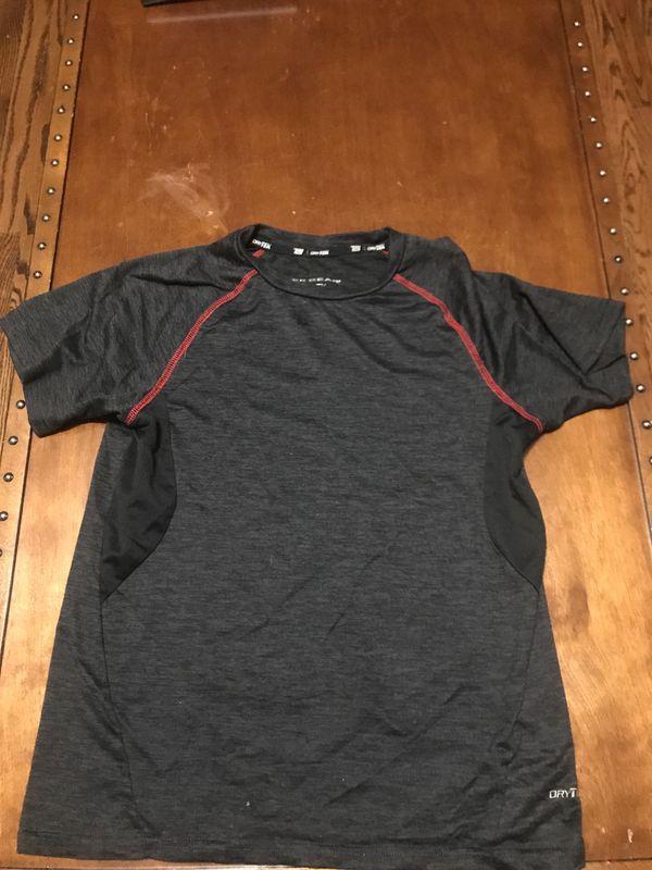 Boy's size L Tek Gear dry fit T-shirt