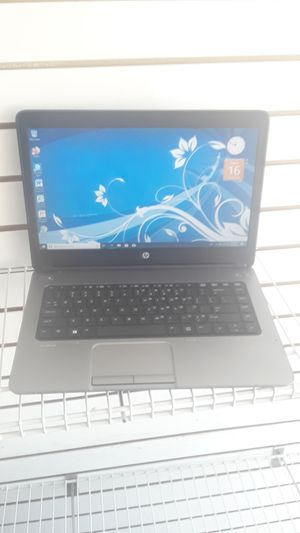 "♣️ Fast 14"" Hp Laptop 4GB 500GB Amd A4-4300m @ 2.5ghz Windows 10 Freshly installed for Sale in Hollywood, FL"