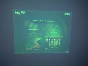 Epson 7850 projector for Sale in Silver Spring, MD