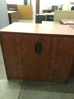 Storage Cabinet-used for Sale in Saratoga, CA