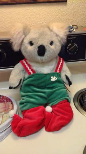 Koala stuffed teddy bear for Sale in Fresno, CA