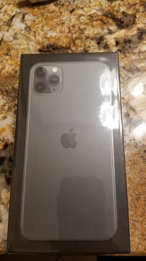 Brand new iphone 11 pro max for Sale in Parkland, FL