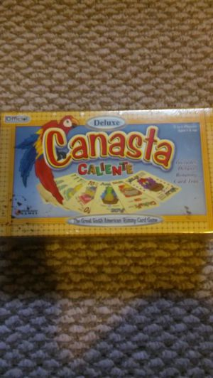 Canasta Caliente Deluxe board game for Sale in Saint Paul, MN