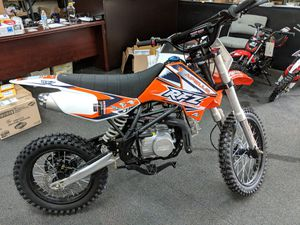 125cc Apollo X18 Orange Edition for Sale in Peachtree Corners, GA
