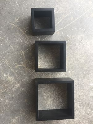 Square wall shelves for Sale in Chino Hills, CA