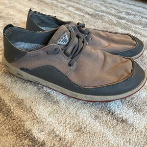 Columbia PFG shoes* men's 11.5* great shape Amazing comfort and style* lightweight for Sale in Spokane, WA