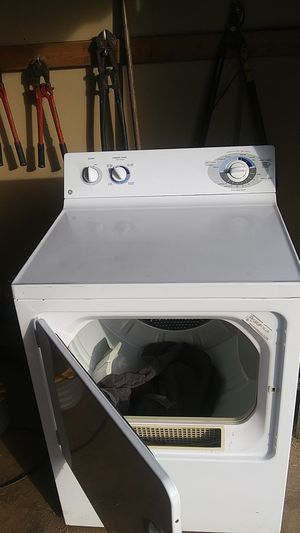 GE clothes dryer for Sale in Greer, SC