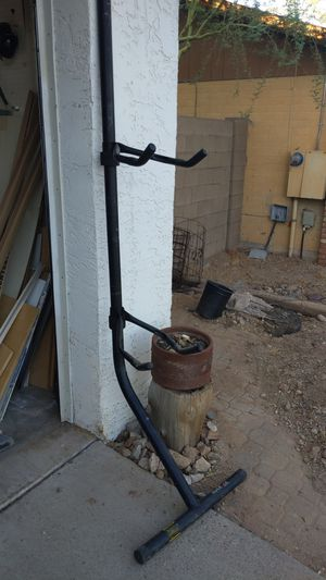 Very tough bike rack that we got but never used for Sale in Phoenix, AZ