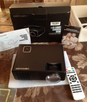 Dbpower home projector, trade for Apple Watch for Sale in MIDDLEBRG HTS, OH