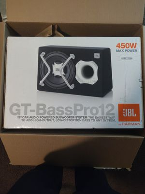 Subwoofer for sale for Sale in Killeen, TX
