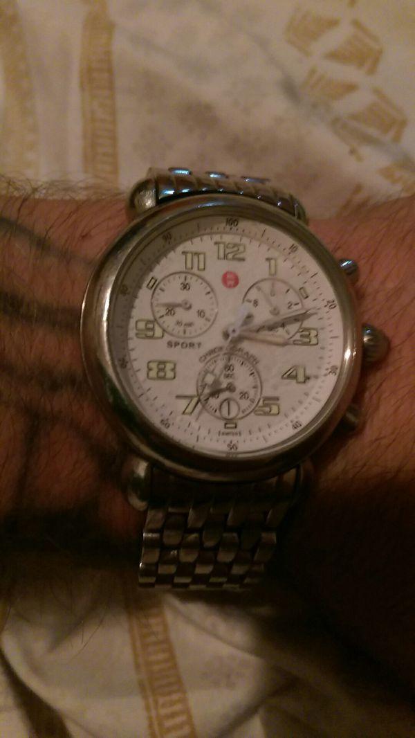 Michael kors MW chronograph sport watch