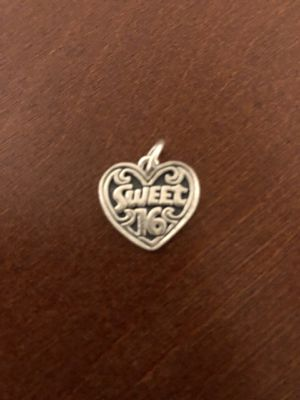 James Avery Sweet 16 charm for Sale in San Antonio, TX