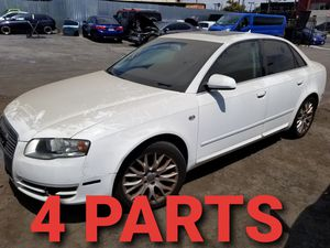 FOR PARTS AUDI A4 AWD QUATTRO 2.0 TURBO SEDAN 6 SPEED for Sale in Los Angeles, CA