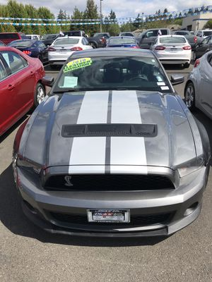 2010 Ford Mustang GT500 Rwd coupe for Sale in Hillsboro, OR