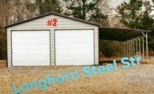 24x36x11 TWO DOOR GARAGE for Sale in Frederick, MD