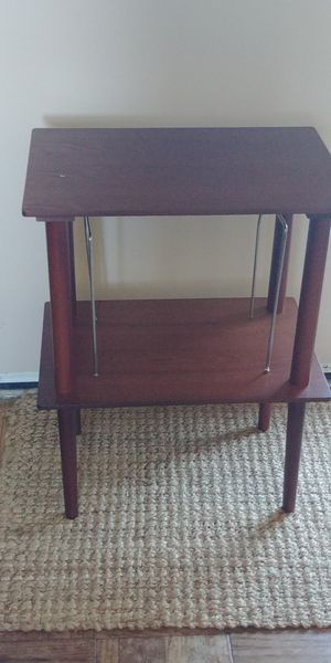 Victrola/Record Player Wooden Stand, Espresso color for Sale in San Francisco, CA