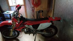 Honda CRF street legal dirt bike for Sale in Renton, WA