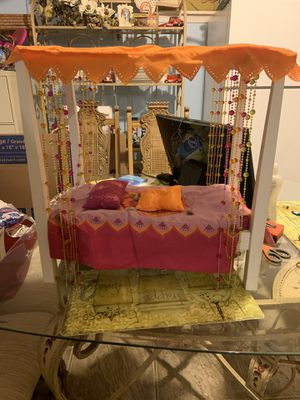"American girl Julie Albright retired bed for 18"" doll for Sale in Jessup, MD"