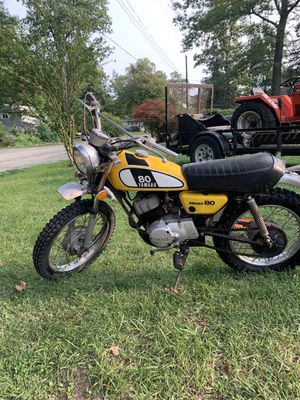 1974 Yamaha 80 Enduro rare little motorcycle for Sale in Farmington Hills, MI