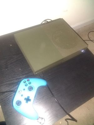 Green Xbox One S with controller ( Negotiable ) for Sale in Montgomery, AL