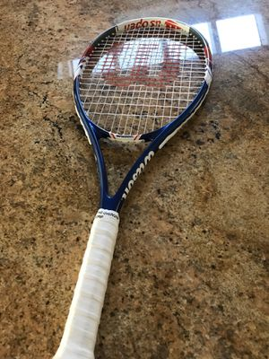 Wilson US Open Adult Tennis Racket for Sale in Mission Viejo, CA