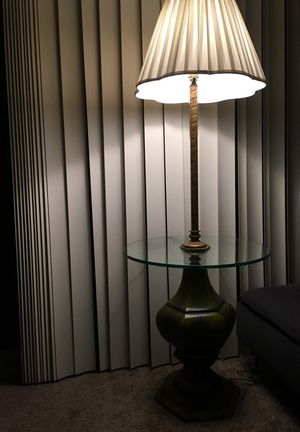 Vintage antique mid century table lamp furniture lighting for Sale in San Diego, CA