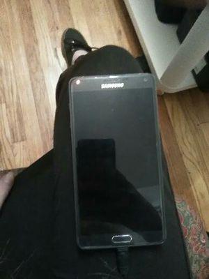 Samsung Galaxy Note 4 for Sale in Covina, CA