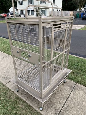 Bird Parrot Cage XL for Sale in Newportville, PA