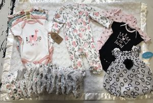Baby Girl Clothes Bundle: 3-6 Months for Sale in Secaucus, NJ