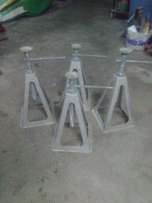 Leveling Jack Stands for Sale in Raymore, MO