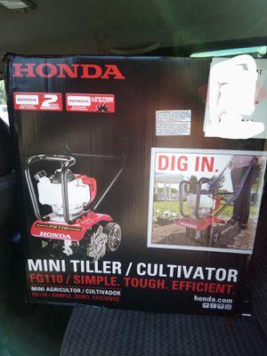 Honda mini tiller for Sale in Tacoma, WA