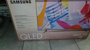 Samsung 50 inch QLED Q60T series smart tv for Sale in City of Industry, CA