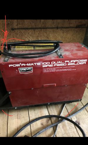 Power mate wire welder for Sale in Oklahoma City, OK