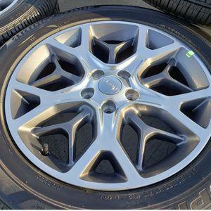 Jeep Grand Cherokee Wheels & Tires for Sale in Darien, IL