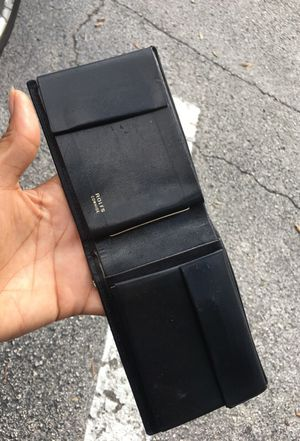 """Genuine leather wallet """"Rolfs"""" for Sale in Tampa, FL"""