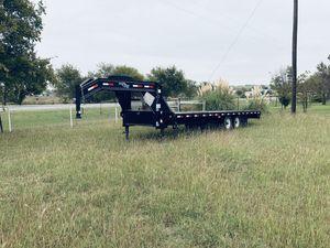 Load Max Gooseneck trailer for Sale in Alvarado, TX