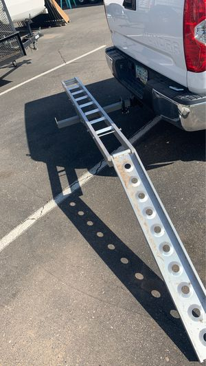 Motorcycle rack for SUVs camping trailers motorhomes trucks for Sale in Phoenix, AZ