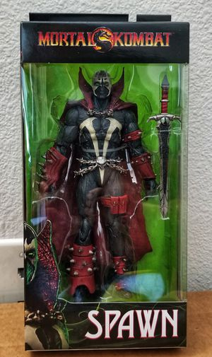 McFarlane Toys Spawn Mortal combat sword edition figure for Sale in Cypress, TX