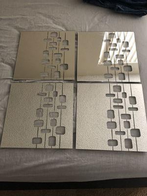 Mirrored wall decor for Sale in Fresno, CA