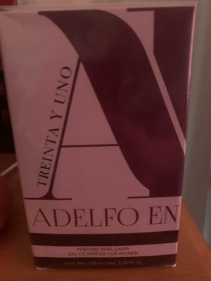 Adelfo Enriquez Perfume For Women! for Sale in Annandale, VA