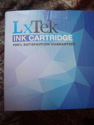 LX Tek double black printer cartridges for Sale in Klamath Falls, OR