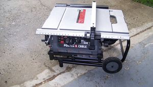Table saw for Sale in Montgomery, AL