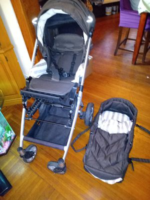 Stroller, booster seat, brand new mattress for Sale in Manchester, CT