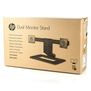 New HP Adj. Dual Monitor Stand for Sale in Goodyear, AZ