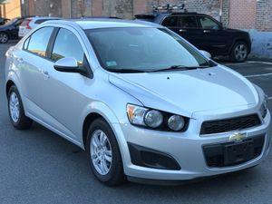 2012 chevy sonic 58k mi manual transmission for Sale in Somerville, MA