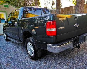 Automatic 2004 Ford F-150 4WDWheels for Sale in Tallahassee, FL