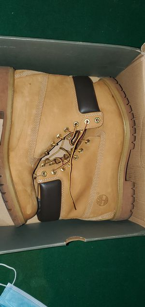 Timberland boots size 10 for Sale in San Bruno, CA